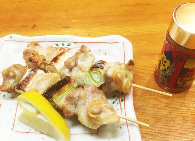 小料理海谷「焼き鳥」